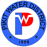 Pikit Water District Official Logo